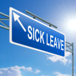 SIgn sick leave