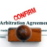 confirm-arbitration-agreement