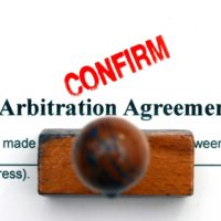 confirm-arbitration-agreement
